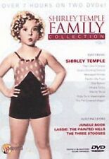 Shirley Temple Family Collection, Vol. 1