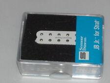 Seymour Duncan SJBJ-1n JB Jr. Stratocaster Guitar WHITE Neck New in Box Warranty