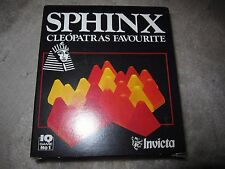 Vintage Sphinx Cleopatra's Favourite Game by Invicta, England - new in box, rare