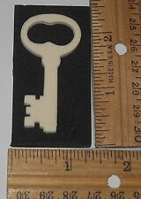 VINTAGE SKELETON KEY VALENTINES DAY ~ FOAM STAMP ~ HOME DECOR CRAFTS CARDS #5167