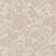 John Lewis Wild Woven Floral Garden curtain Blind Fabric Natural Latte Brand New