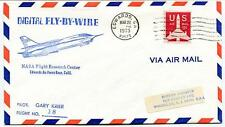1973 F-8 Digital Fly-by Wire - Gary Krier - Flight Research Center Edwards NASA