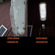 Led Street Light Solar Compact DC LED Street light Outdoor Light.