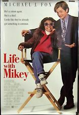 Life with Mikey Original Double Sided Movie Poster Michael J Fox Comedy L@@k !!