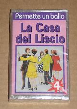 LA CASA DEL LISCIO VOL. 4 - MUSICASSETTA MC SIGILLATA (SEALED)