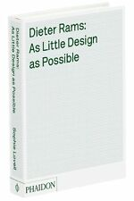 Fachbuch Das Werk von Dieter Rams As Little Design at Possible Braun, Möbel Hifi