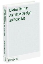 Libro specializzato l'opera di Dieter Rams as little design at possible Marrone, mobili hi-fi
