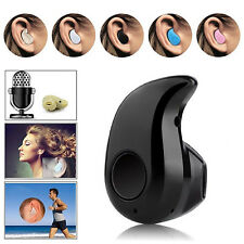 Pretty Mini Wireless Bluetooth 4.0 Stereo In-Ear Headset Earphone Earpiece thg