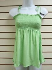 RUE 21 BABY DOLL SLEEVELESS TOP - SIZE LARGE - NEW WITH TAGS