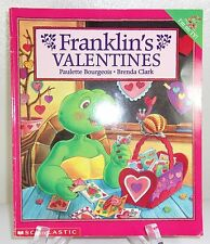 Franklin's Valentines - Paulette Bourgeois (Paperback) Children's Book