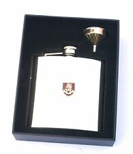 Duke of Wellingtons Regiment 6oz Hip Flask Military FREE ENGRAVING Gift BGK41