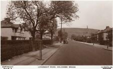 Longsight Road Holcombe Brook Nr Bury Ramsbottom unused RP pc Lilywhite