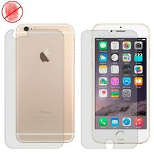 Anti Glare Front and Back Screen Protector for iPhone 7 iPhone 6S iPhone 6