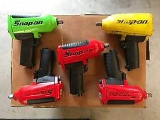 "Snap-On MG725 1/2"" Drive Heavy-Duty Air Impact Wrench w/Boot"