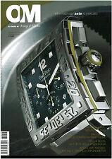 OM LA RIVISTA DI OROLOGI & MARKET N. 57 DICEMBRE 2006