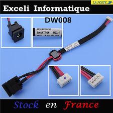 Connecteur alimentation dc power jack socket cable dw008 Toshiba Satellite A500