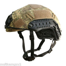 OPS/UR-TACTICAL HELMET COVER FOR OPS-CORE FAST HELMET IN PENCOTT BADLANDS-L/XL