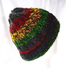Beanie _ gorro chulo de lana _ Woolen ha _ rasta, Reggae