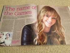 S MAG NOV 2013 JENNIFER LAWRENCE Helen Skelton Graham Norton Nicholas Lyndhurst