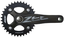 Shimano 2014 ZEE M645 1x10 Speed MTB AM/DH Mountain Bike Crankset - 36t x 175mm