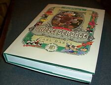 UNCLE SCROOGE McDUCK LIFE&TIMES, HC&DJ, Carl Barks, Lucas Intro, WALT DISNEY
