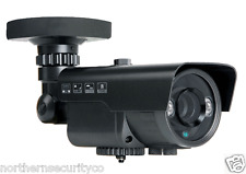 Sony imx322 2mp 1080p 2.8-12mm 40m IR HD-TVI Turbo Full HD nero fotocamera all'aperto