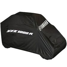 YAMAHA YXZ1000R STORAGE COVER IN BLACK WITH LOGO - BRAND NEW!!
