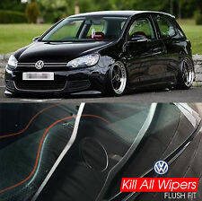 VW Golf Mk6 - Kill All Wipers - dewiper wiper delete kit Gti / Tdi / R32