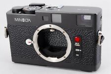 MINT Minolta CLE SLR 35mm Rangefinder Camera Body from Japan a428