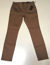 NYDJ LOS ANGELES - ORIGINAL SLIMMING FIT - UK SIZE 16 - LIGHT BROWN LEGGINGS!