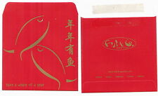 S'pore Ang pow red packet fish & co 1 pc new