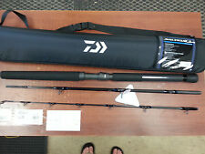 "NEW Daiwa SAG703MRS-TR  Saltiga G Boat Rod Spinning Travel Rod 7'0"" 3Pc M MEDIUM"