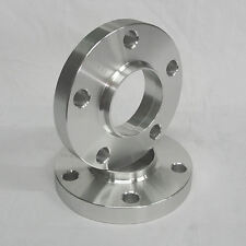 PAIR PORSCHE 25 MM WHEEL SPACERS SHIMS 986, 987 BOXSTER, 996, 997 CARRERA - NEW