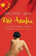 ANCHEE MIN  ___ RED  AZALEA ___ BRAND NEW ___ FREEPOST UK