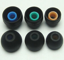 NEW Silicone Replacement Tips Earbud For sony XBA-10 20 30 40ip MDR-EX1000 600