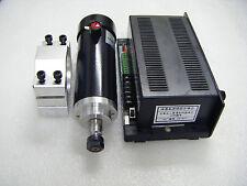450W High-speed Spindle Motor With Mount Bracket AC220V 110V Power Supply