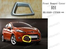 1Pcs Right Front Bumper Lower Grille Surround For Ford Fiesta 2009-2011