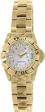 Invicta Women's 2963 Gold Stainless-Steel Swiss Quartz Watch
