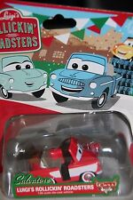 "DISNEY PIXAR CARS ""LUIGI'S ROLLICKIN' ROADSTERS - SALVATORE"" NEW IN PACKAGE"