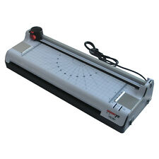 A3 Multi-functional 2 in 1 Photo Thermal & Cold Pouch Laminator + Paper Trimmer