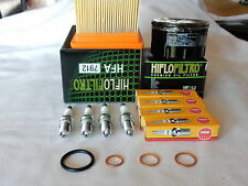 BMW R1200GS R1200RT R1200R Kit de servicio importante. Air y Filtros De Aceite, Bujías Etc