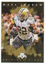 2015 Panini Gridiron Kings Football #2 Mark Ingram New Orleans Saints