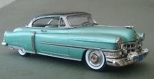 Brooklin Models 1952 Cadillac Coupe de Ville Two Tone Green