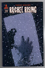 RACHEL RISING #18 - TERRY MOORE STORY, ART & COVER - ABSTRACT STUDIOS - 2013