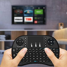 Mini Wireless Keyboard 2.4G with Touchpad Handheld Keyboard for PC Android TV MC