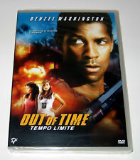 OUT OF TIME [DVD Portugal] BRAND NEW Denzel Washington Sanaa Lathan Eva Mendes
