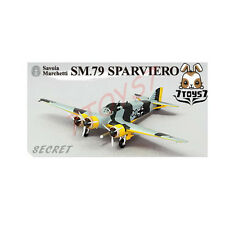 Cafereo 1/144 Big Bird 5#2sp SM.79 SPARVIERO Germany WWII CR004H