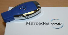 original Mercedes Benz me USB Stick 2.0 8 GB Auto Schlüssel optik blau blue NEU