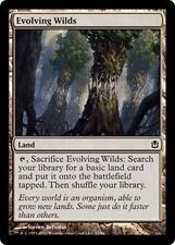 4x Terre Selvagge in Evoluzione - Evolving Wilds MTG MAGIC DD AvN Italian