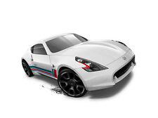 Hot Wheels Cars - Nissan 370Z White